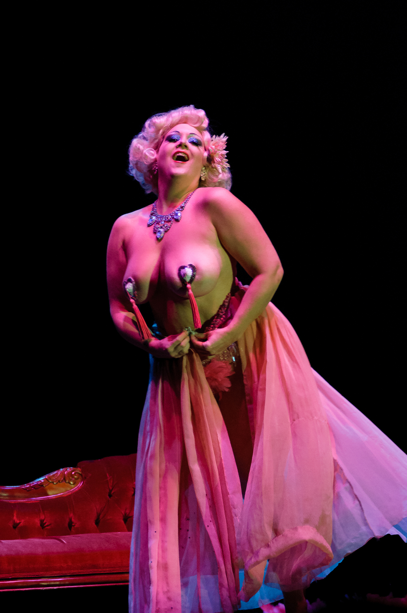 Five time Burlesque TOP 50 No. 1 Dirty Martini, by Mark Kaplan (NakedLens.org)
