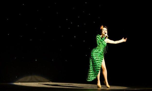 Photos: Lili La Scala's Stunning Hebden Bridge Burlesque Festival Wardrobe