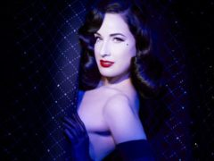 Dita Von Teese at Crazy Horse Paris 2016, by Ali Mahdavi