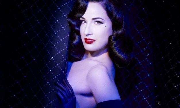 Dita Von Teese: Making Her Mark