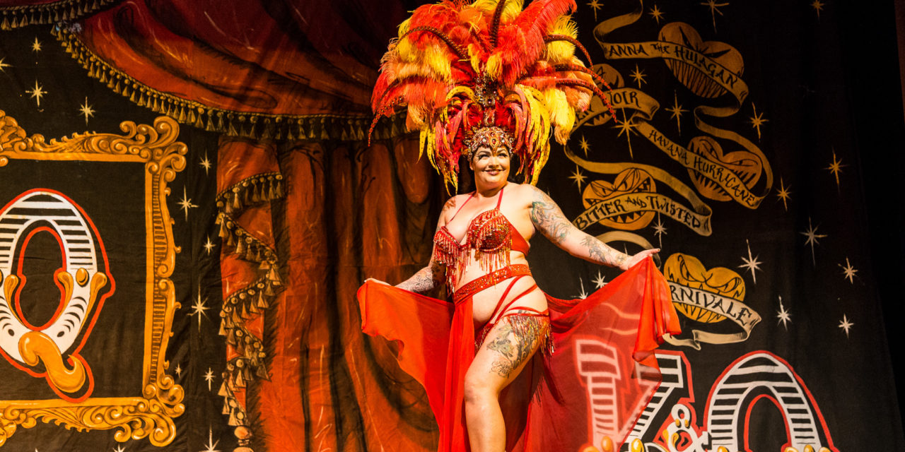 Torquay Tease: The Rise of Kinky & Quirky (UK Burlesque)
