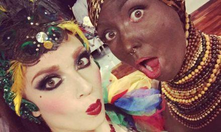 Blackface in Burlesque. Again.