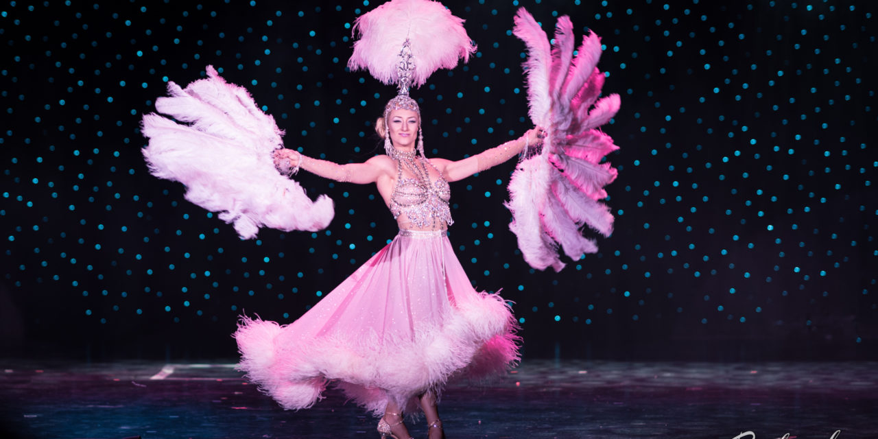 Burlesque Hall of Fame 2016: Best Debut