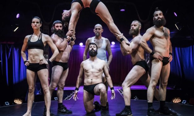 BARBU: Bombastic, Beardy Brilliance at London Wonderground 2016 (PHOTOS)