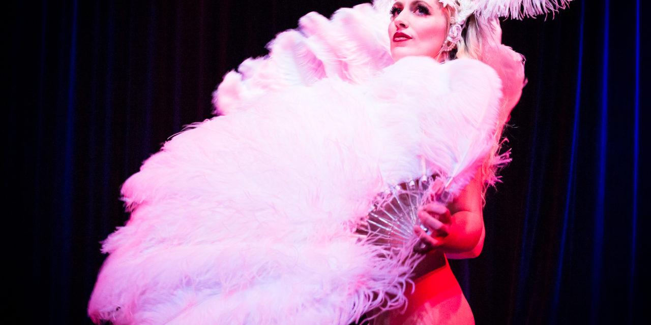 Burlesque Shines Bright at Hundred Watt Club (UK Burlesque)