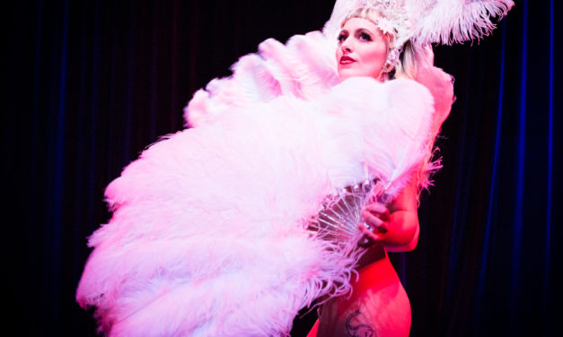Burlesque Shines Bright at Hundred Watt Club (UK Burlesque)