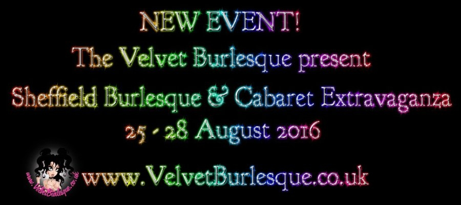 Sheffield Burlesque and Cabaret Extravaganza