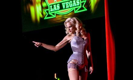 Burlesque Showcase: Audrey Deluxe at Viva Las Vegas (Photos)