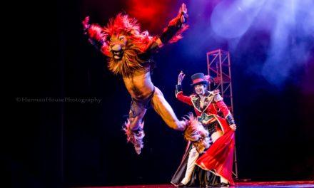 Burlesque Showcase: Tansy and Leon at Viva Las Vegas (Photos)