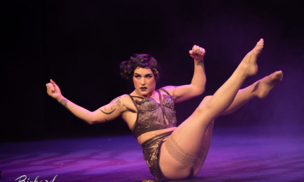 Lola Frost's Stockholm Burlesque Festival Diary