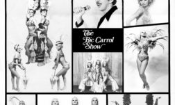 The Bic Carrol Show - Burlesque Legend