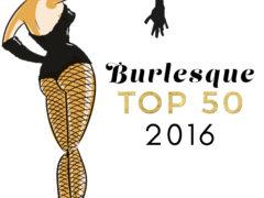 Burlesque TOP 50 2016