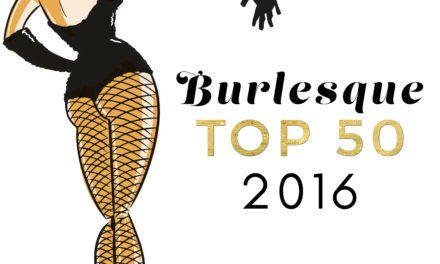 Burlesque TOP 50 2016: UK CHART