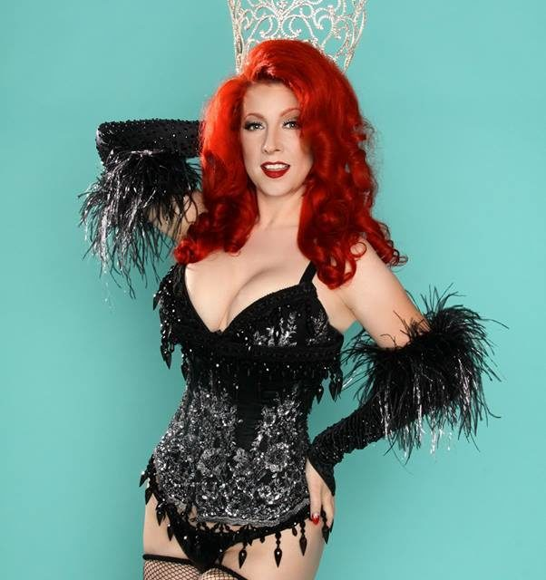 Burlesque In 20: Blaze, The Red Rose of Texas