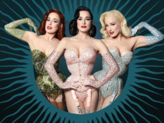Dita Von Teese: The Art of the Tease