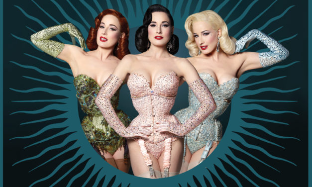 Dita Von Teese Reborn in The Art of the Teese
