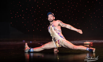 Burlesque Hall of Fame 2016: Best Boylesque