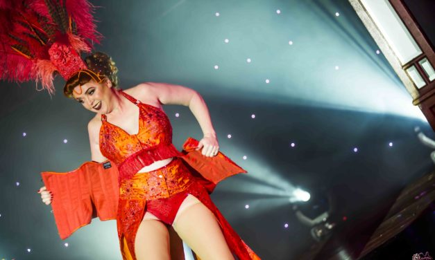 Australian Burlesque Festival 2016: Adelaide and Darwin