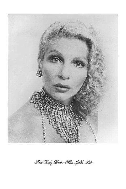 That Lady Divine - Miss Judith Stein