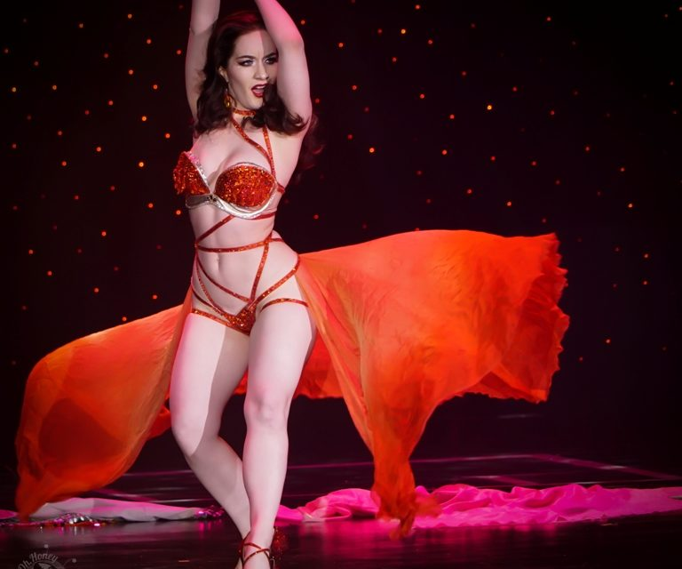 PHOTOS: Miss Exotic World and Runner Ups (Burlesque Hall of Fame Weekend 2017)