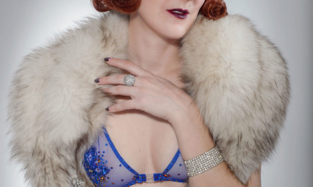 MEW Match Game: Gin Minsky (Burlesque Hall of Fame 2017)