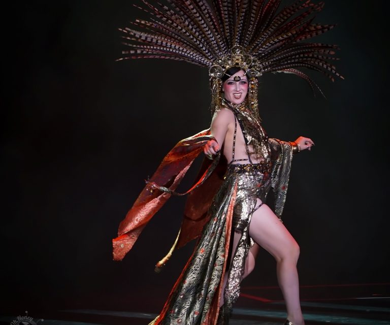 PHOTOS: Winning Performances at Tournament of Tease (Burlesque Hall of Fame Weekend 2017)