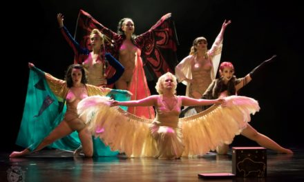 Review: Movers, Shakers and Innovators Showcase (Burlesque Hall of Fame Weekend 2017)