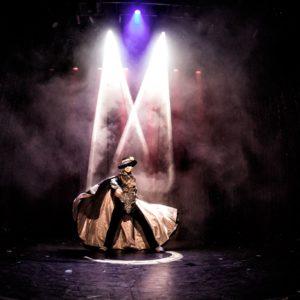 Jett Adore in The Art of the Teese tour. ©Frank Rodrick