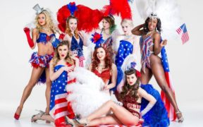 Review: Stars and Strippers - An All American Burlesque Revue (Underbelly Festival 2017)