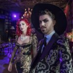 Sublime Boudoir: Burlesque Brilliance at Alder Manor