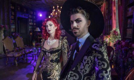 Sublime Boudoir: Burlesque Brilliance at Alder Manor
