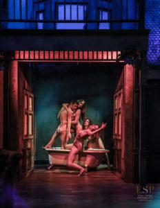 House of Verlaine present Giselle at the Triple Door. Photo: Ernie Sapiro Photography