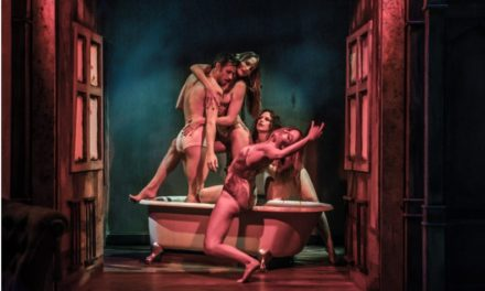 Lily Verlaine brings Erotic Ballet to Triple Door