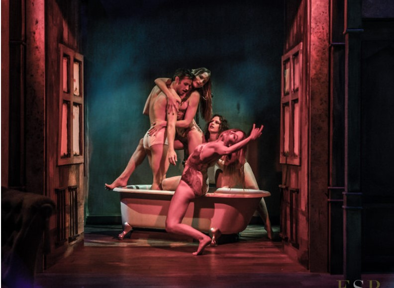 Lily Verlaine brings Erotic Ballet to Triple Door