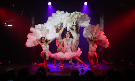 Review: Gin House Burlesque (Underbelly Festival 2017)