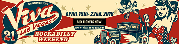 Viva Las Vegas Rockabilly Weekender 2018