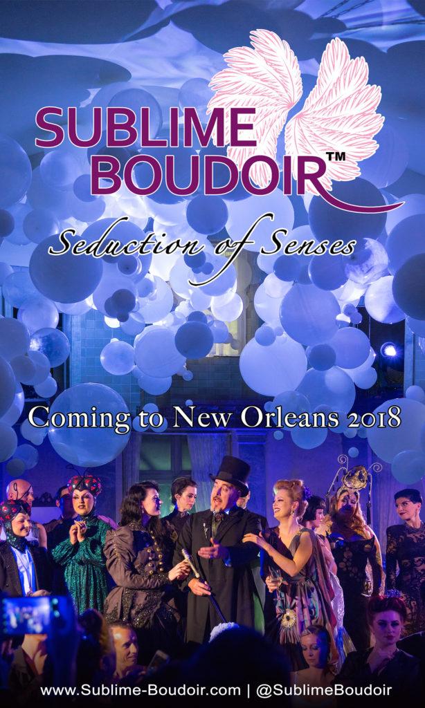 Sublime Boudoir - New Orleans July 2018