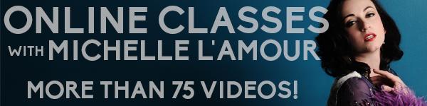 Michelle L'Amour Online Classes