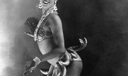 Josephine Baker Still Gives Life to Burlesque and Pinup Women of Colour