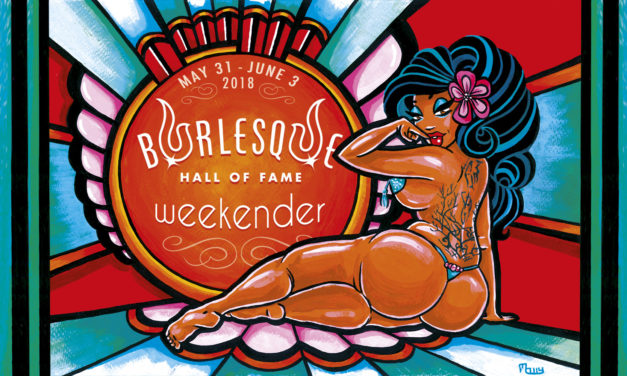 Results: Burlesque Hall of Fame Tournament of Tease 2018