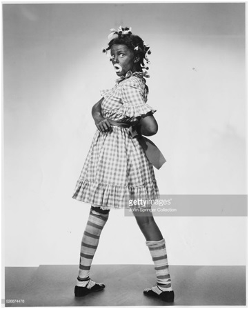 Judy Garland - Everybody Sing 1938