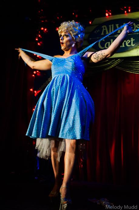 Precious Ephemera at the Crescent City Burlesque Weekender, by Melody Mudd.