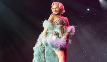 Review: Best Debut - Burlesque Hall of Fame 2019
